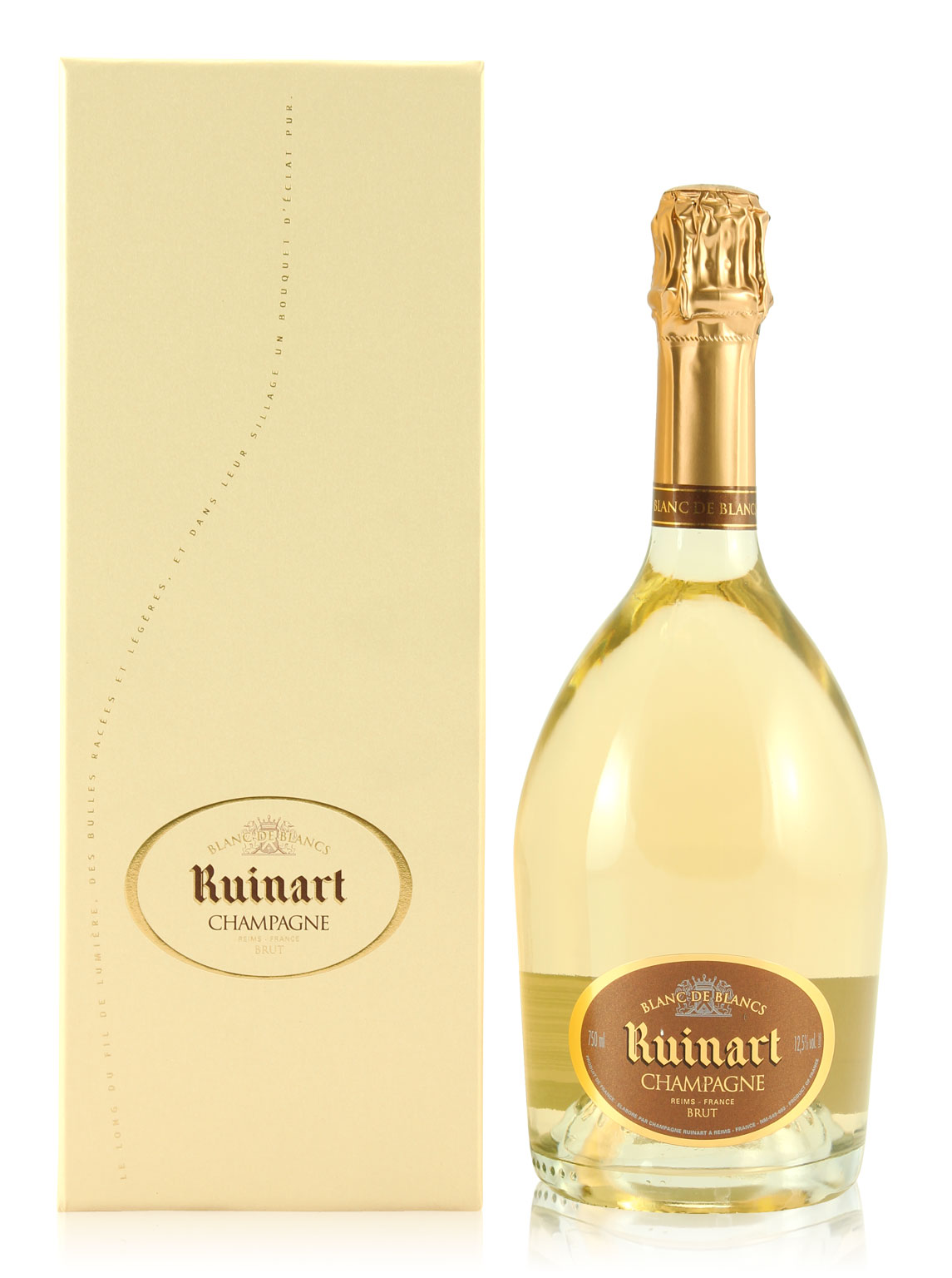 Ruinart le champagne des moments rares urban drinks blog fr - Ruinart blanc de blanc nicolas ...