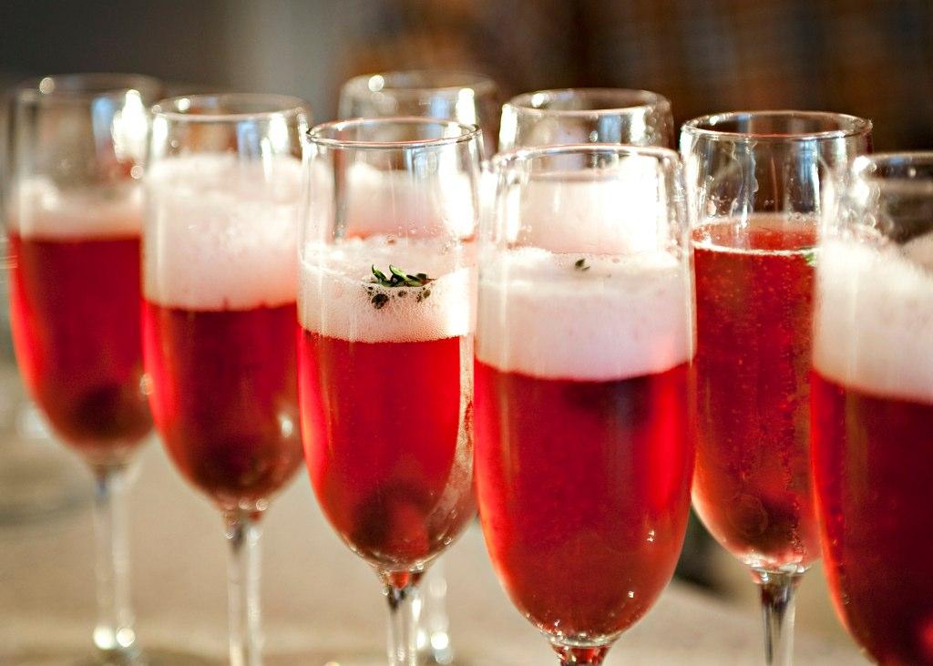 Quand un champagne