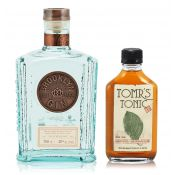 Gin & Tonic Set LXVI (Brooklyn Gin & Tomr's Tonic)