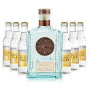 Gin & Tonic Set LXXXVIII (Brooklyn Gin + Fever Tree Indian Tonic)