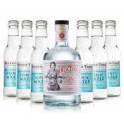 Gin & Tonic Set CIII (Hedgehog Gin + Fever Tree Meditterranean)